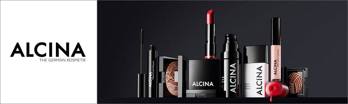 Alcina Make-up Smiley Friseur Berlin