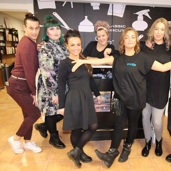 berlin hair & cosmetic group Friseur Salon Berlin Hohenschönhausen